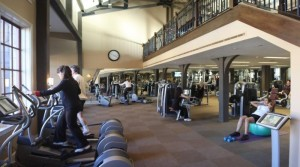 OEI Fitness Room
